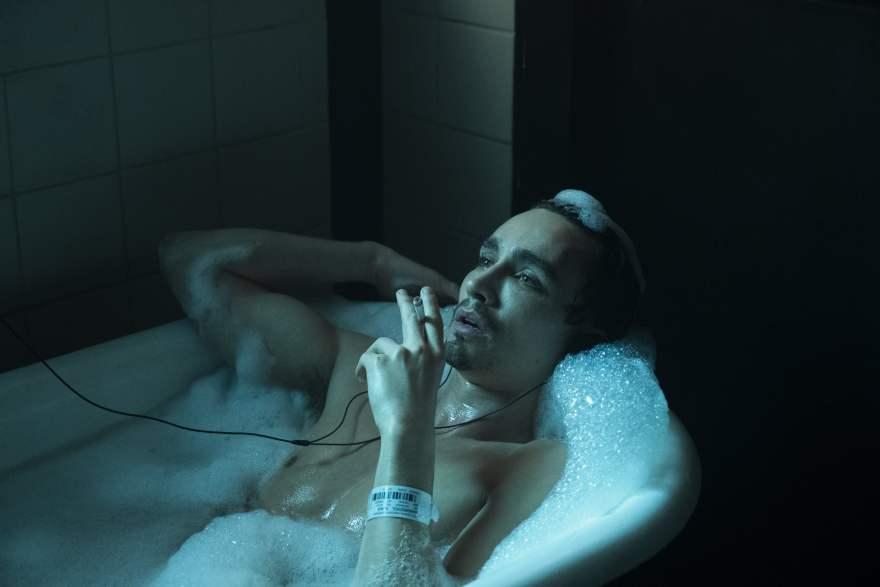 Robert Sheehan as Klaus