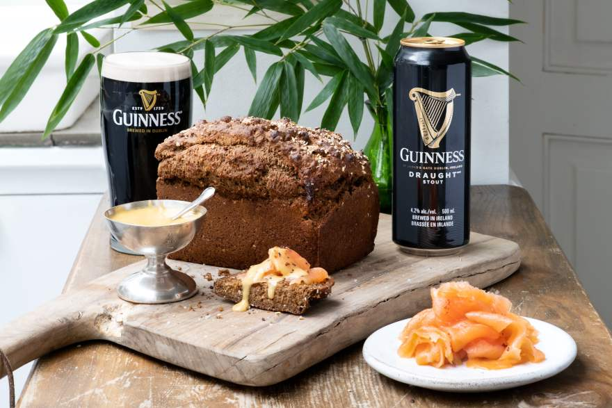 Guinness Treacle Bread