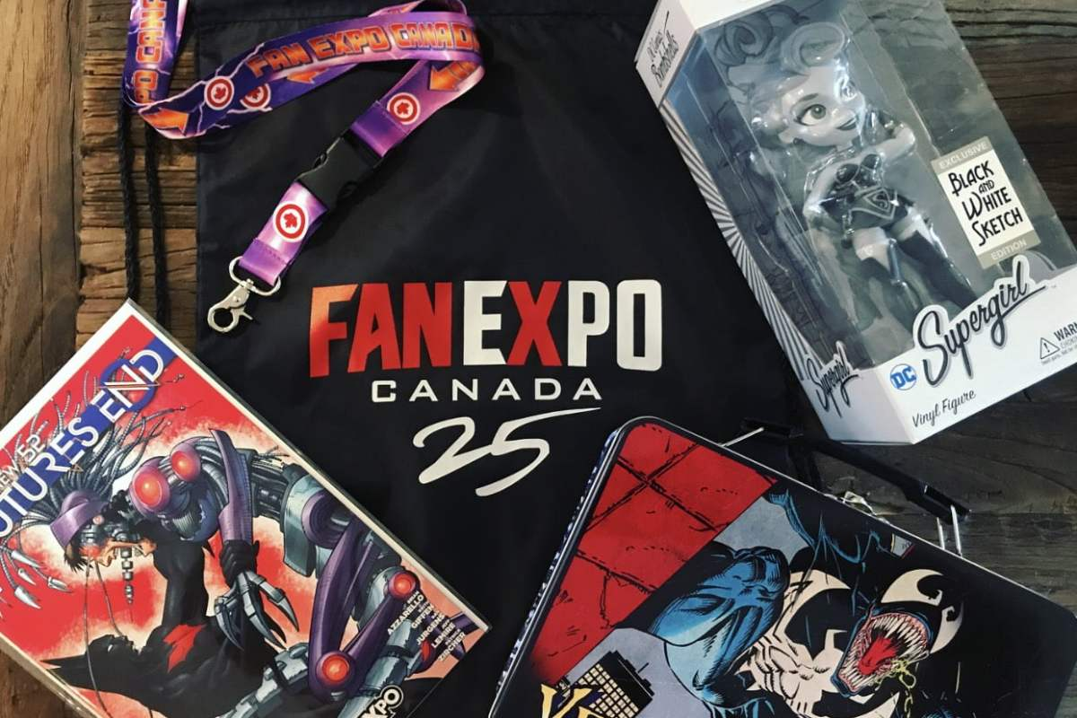 Fan Expo Canada Prize Pack