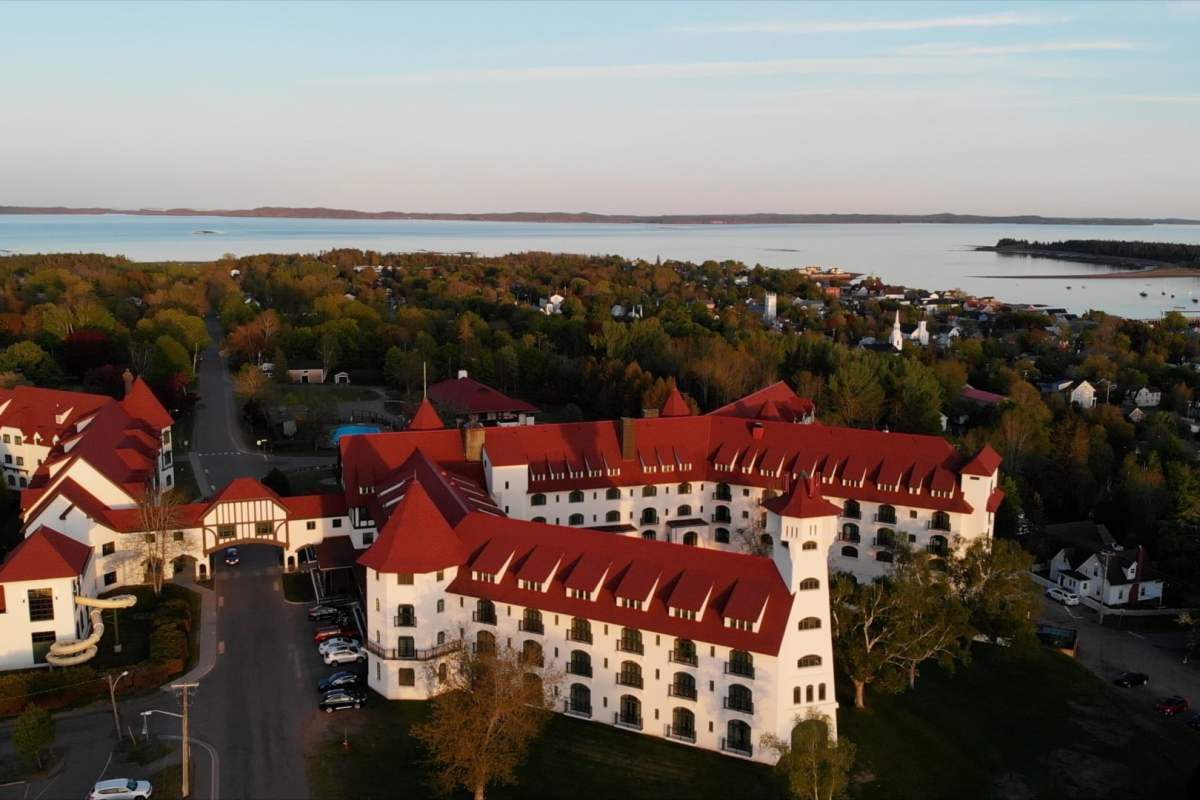 Algonquin Resort in St. Andrews By-The-Sea