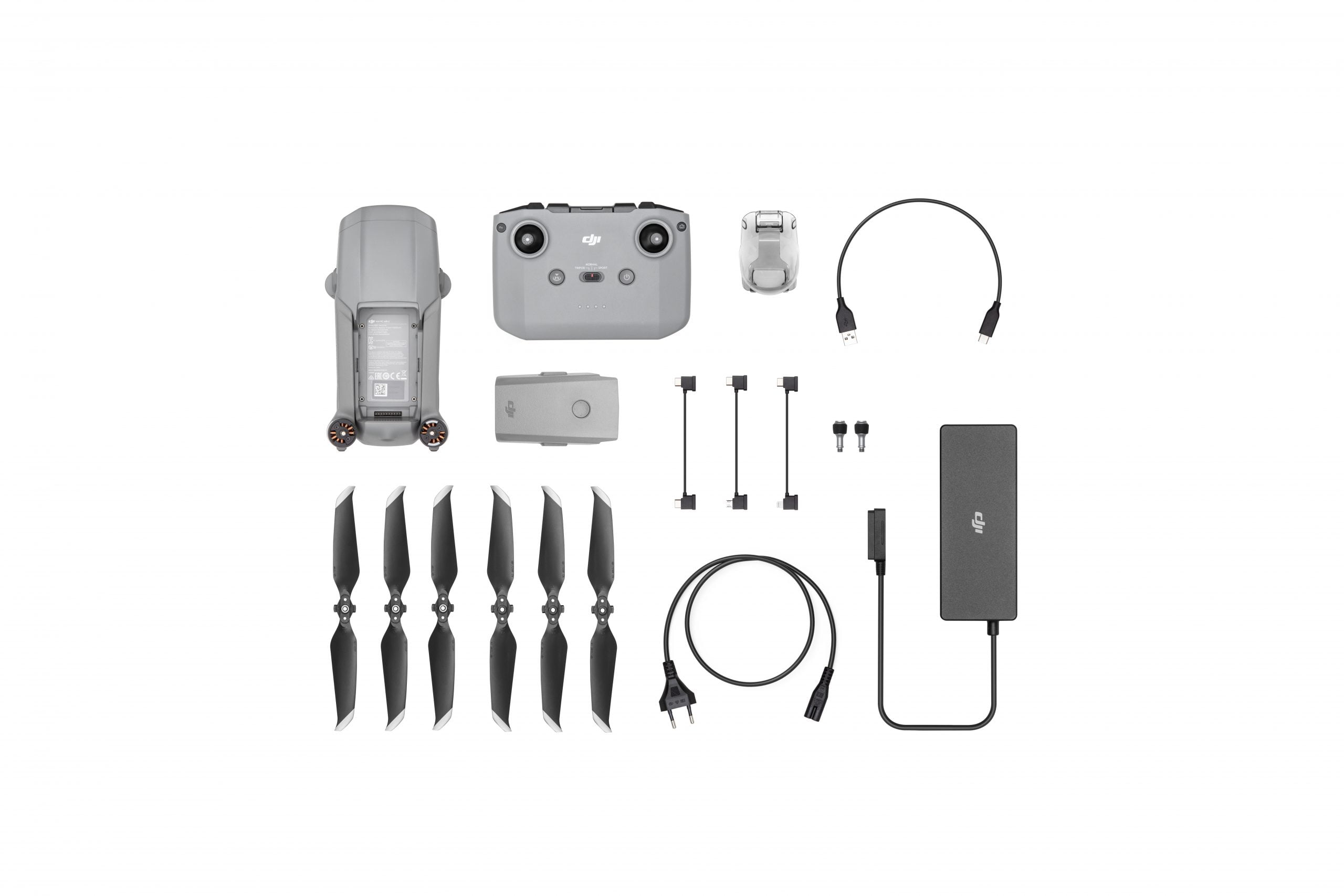 DJI Mavic Air 2 standard package