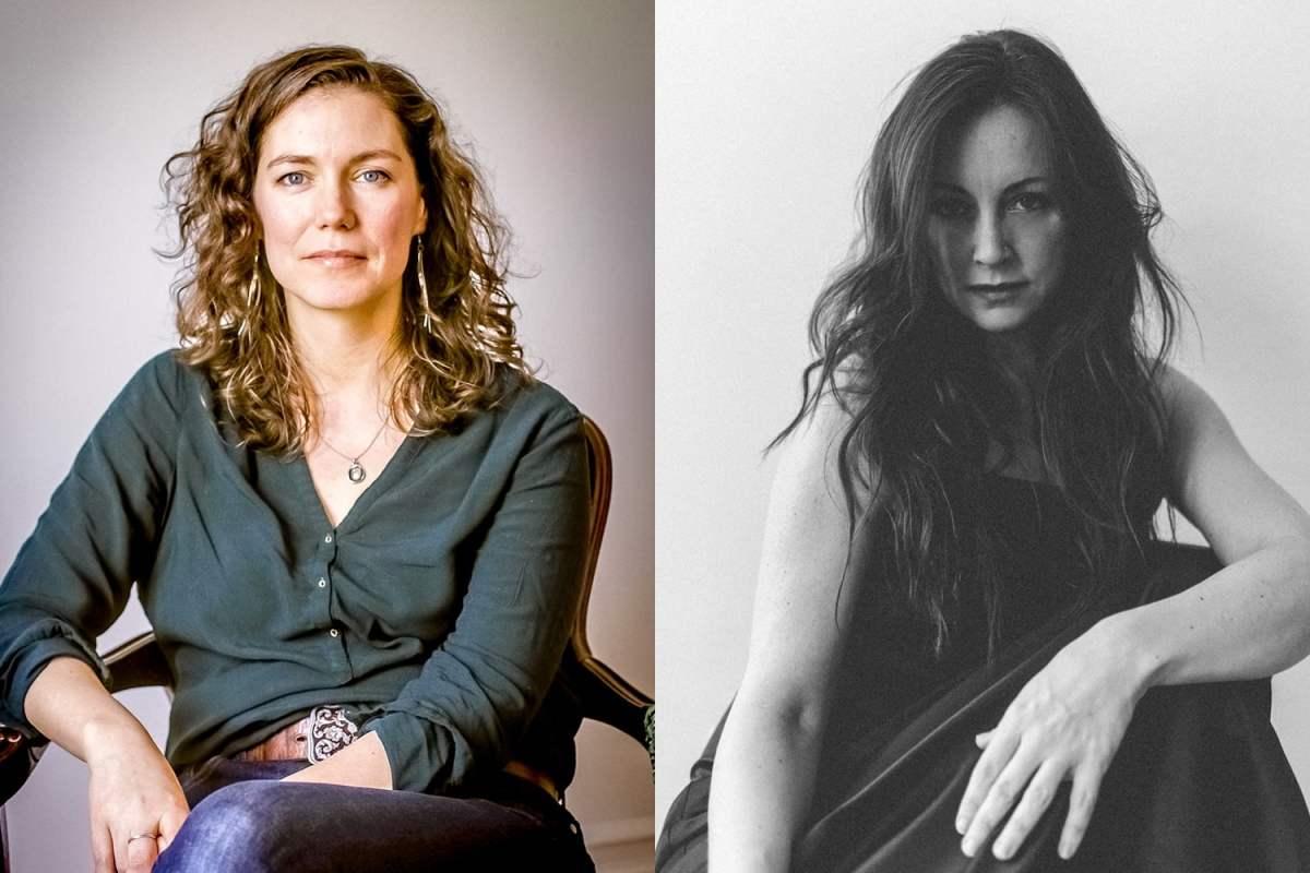 Catherine MacLellan and Tara MacLean