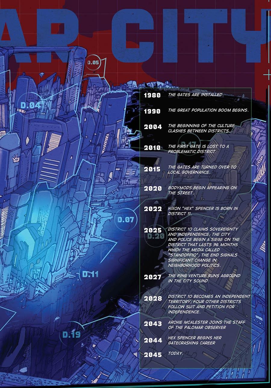 A Night of Gatecrashing: Page 003