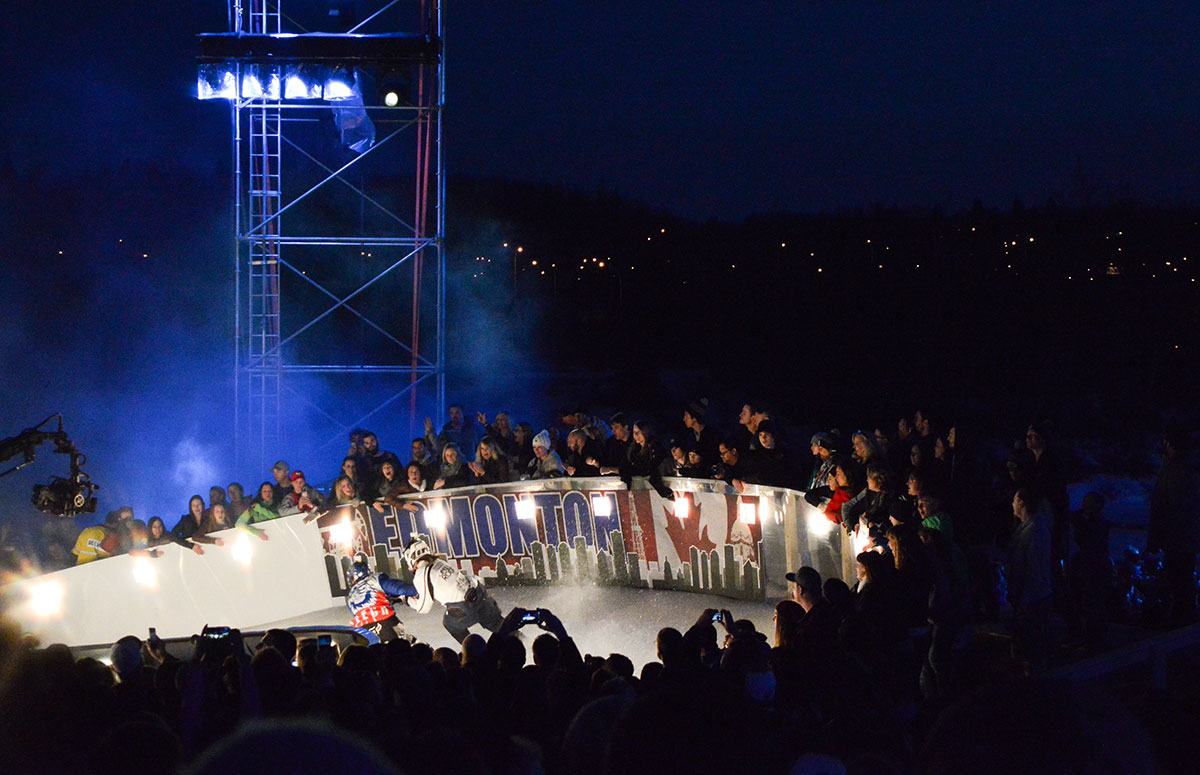 Sports Julia Shonfield Red Bull Crashed Ice 1