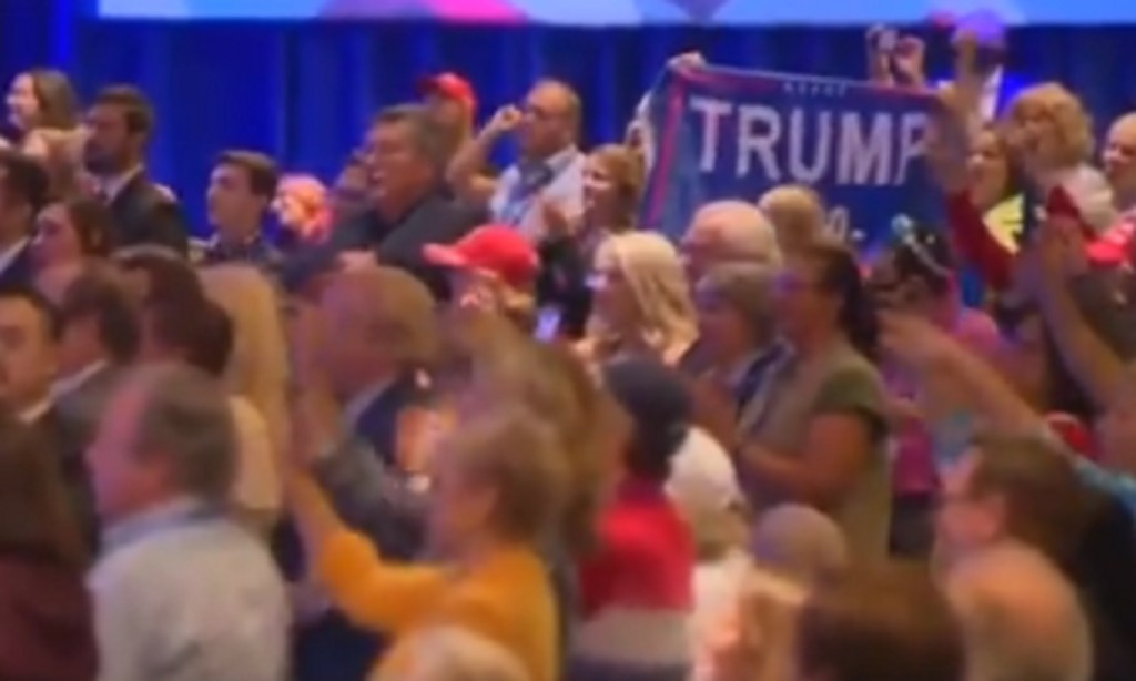 Biden Will Never Experience This: Crowd at CPAC Erupts in Chant of 'We Love You' During Trump's Speech (VIDEO)
