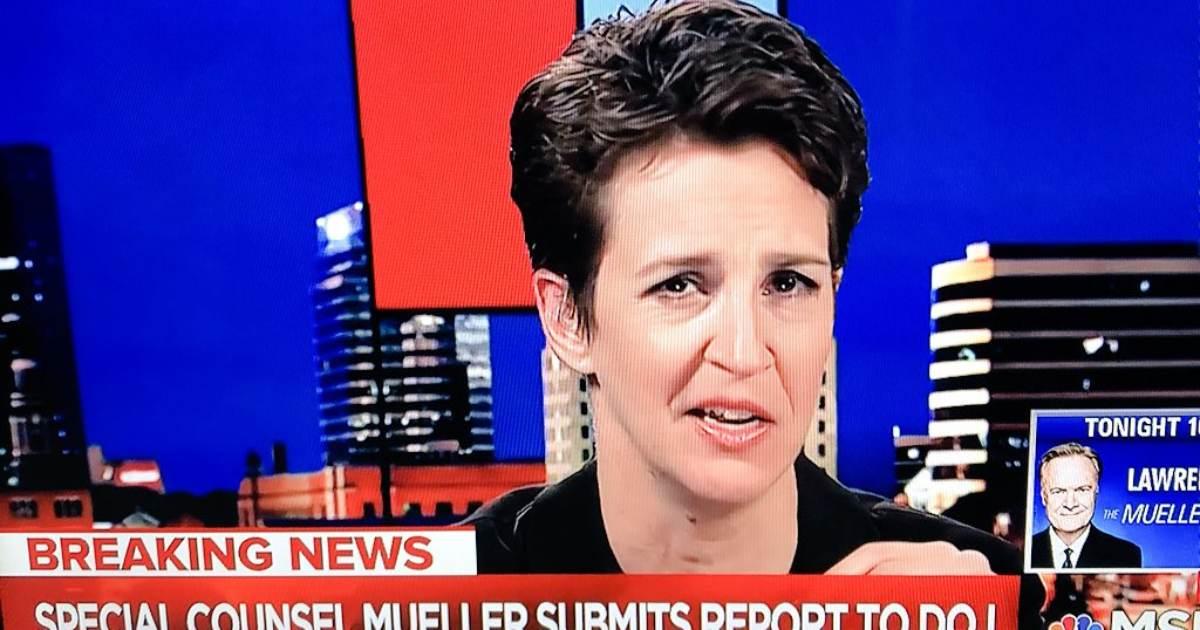 Rachel Facebook Maddow