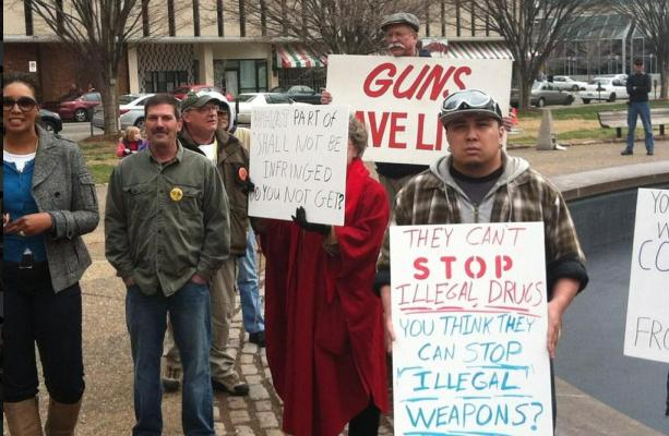 gun rights stl