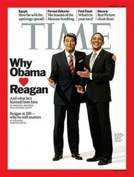 BO and Reagan Time