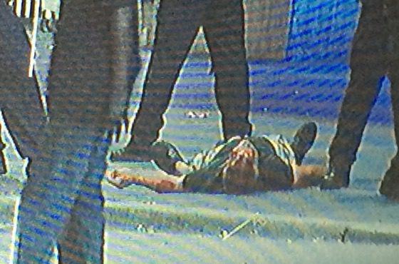 Cincinnati Riot Victim WKRC
