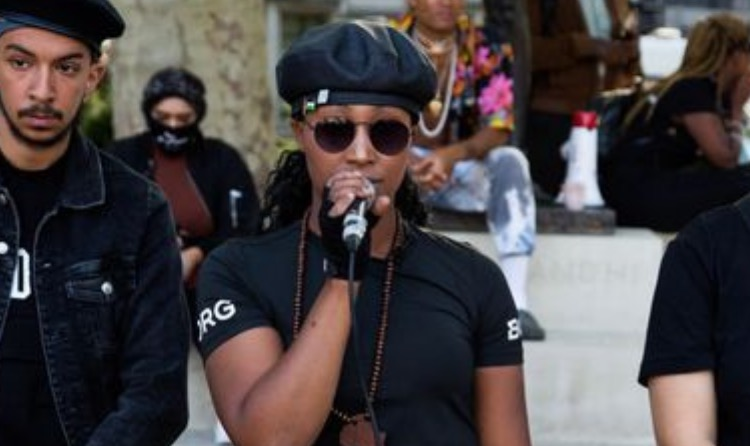 BLM Activist Hospitalized with Life-Threatening Injuries After Being Shot in the Head in London
