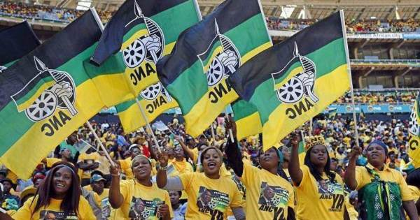 South African Ruling Party ANC Tweets Out: White People ...