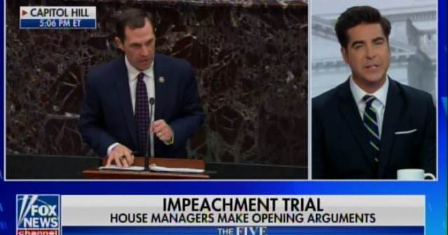 """""""It's Like Being in a Room when Someone's Vacuuming. You Can't Wait for it to Stop"""" – BOOM!  – Jesse Watters Goes Off on Epic Tirade After Schiff's Marathon Impeachment Speech (VIDEO)"""