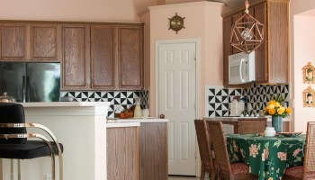 All Pink Kitchen the wild and whimsical pink kitchen sources - the gathered home