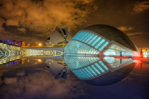 Ciutat de les Arts i les Ciències by Marcp Dmoz