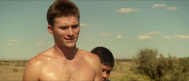 Scott Eastwood Mercury Plains - Bod Of The Week 1