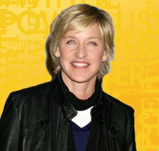 Ellen DeGeneres Twitter List