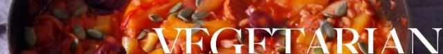 Recipes for vegetarian foods, quick vegetarian recipes