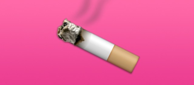 smoking affects the taste of sperm
