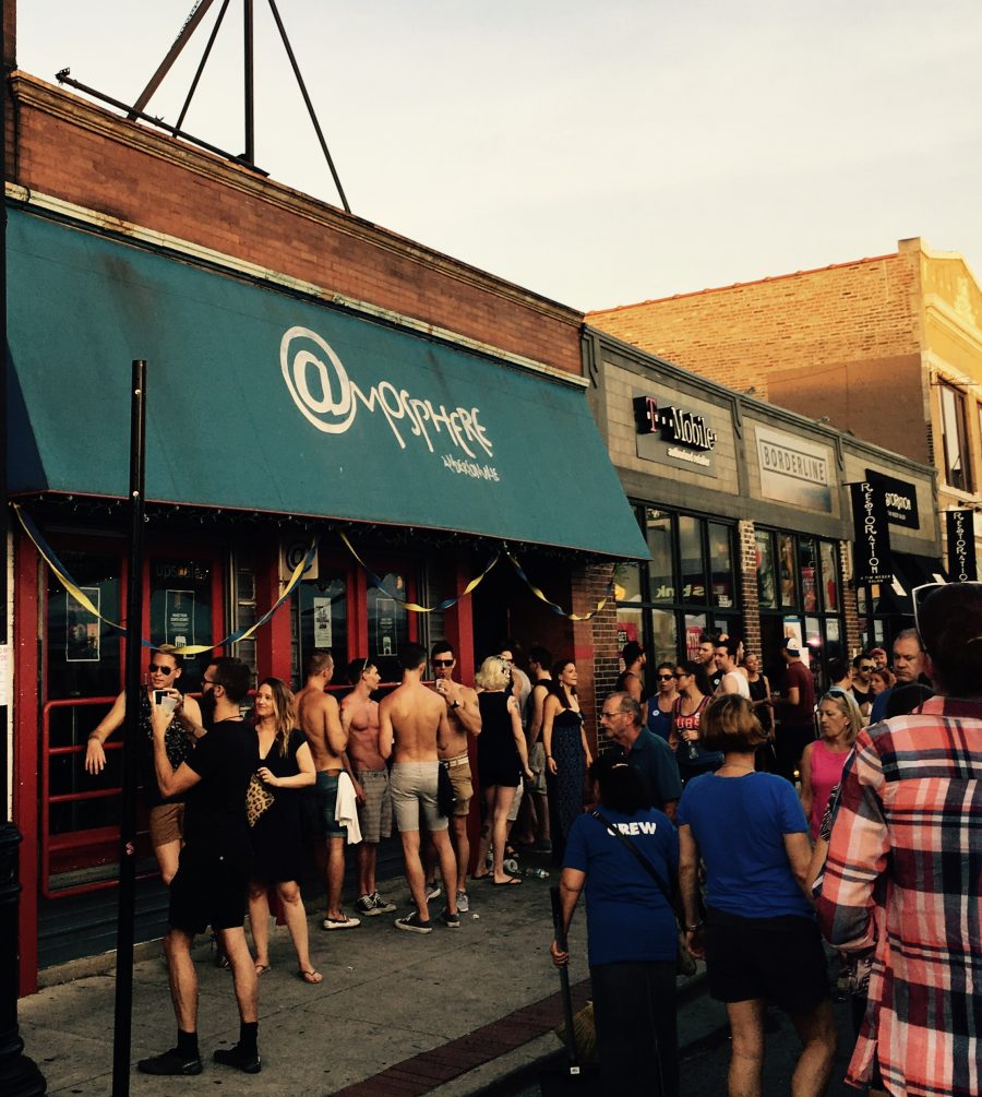 Andersonville, gay bar
