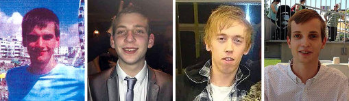who were the victims of Stephen Port murders