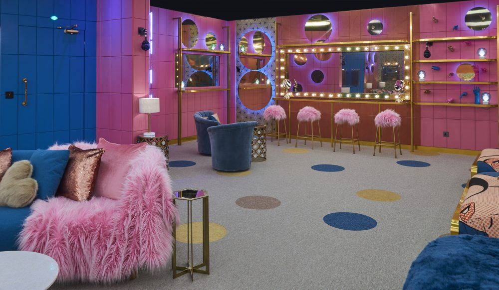 Inside the celebrity big brother house 2017
