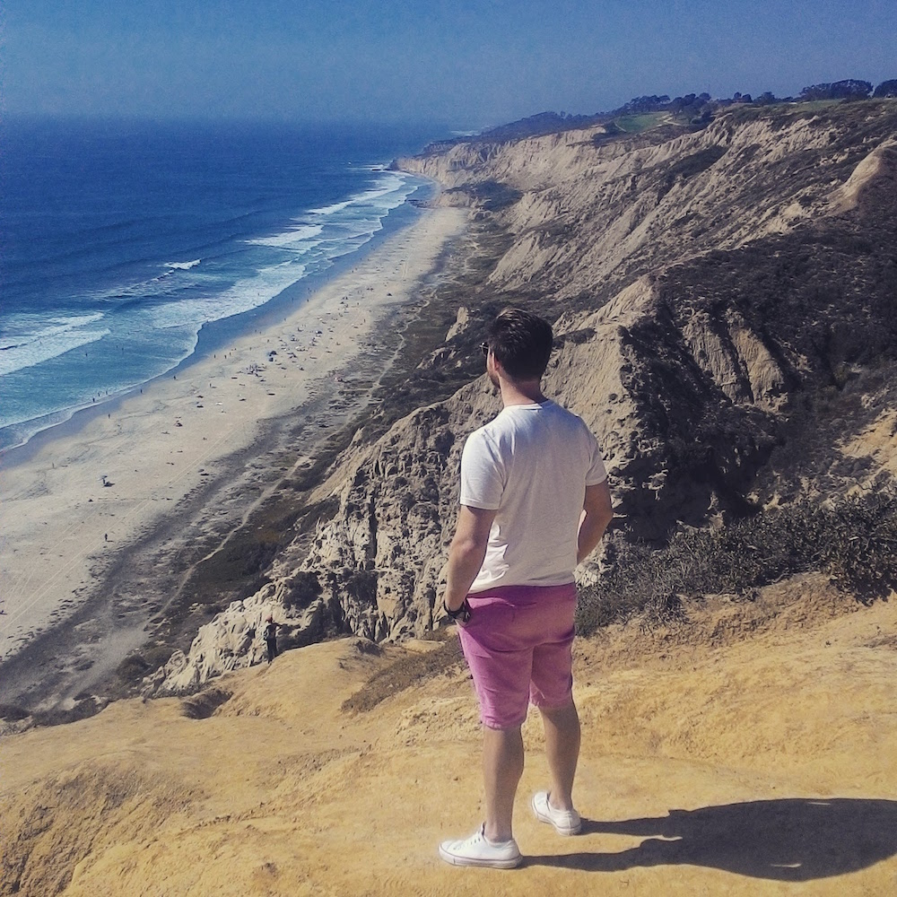 Nick Baker Big gay West Coast Road Trip