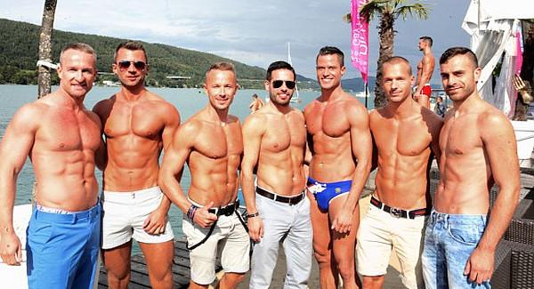 pink lake festival austria gay festival