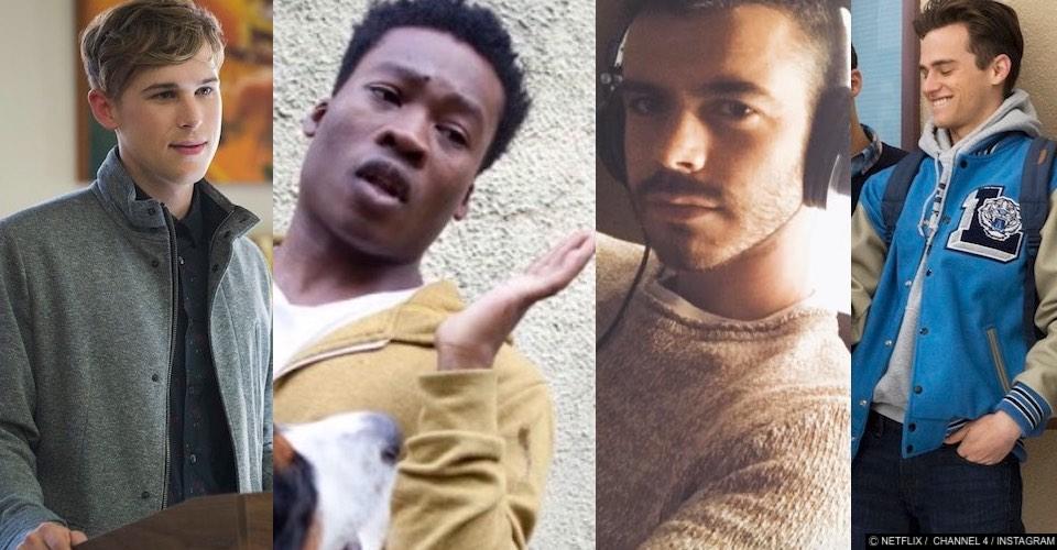 Famous gay actors under 30