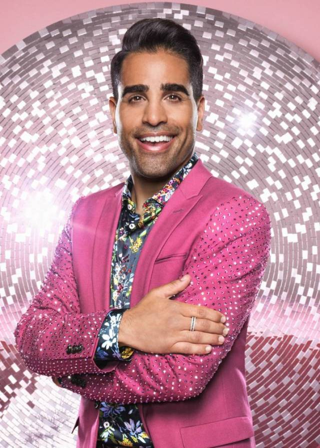 Is dr ranj gay,