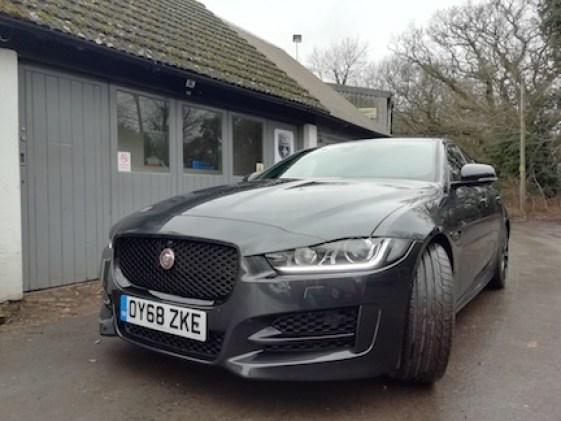 Jaguar XE R-Sport, 2019 reviewed