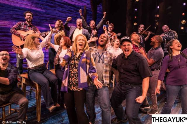 come from away theatre review