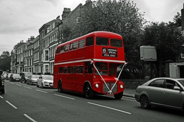 Check out our listings for wedding bus hire.