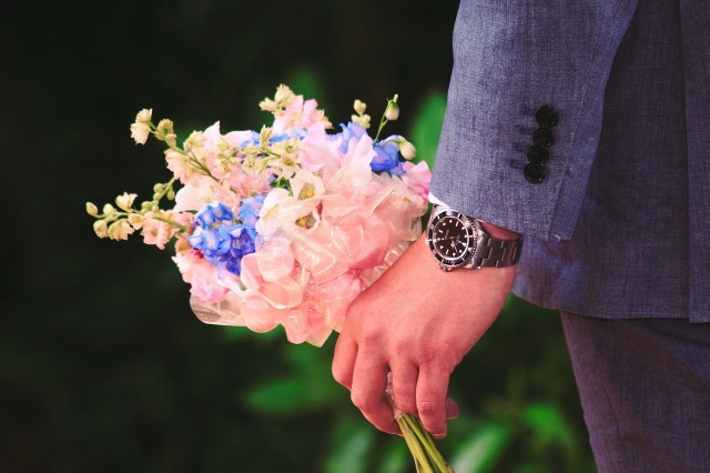 Find the perfect wedding florist