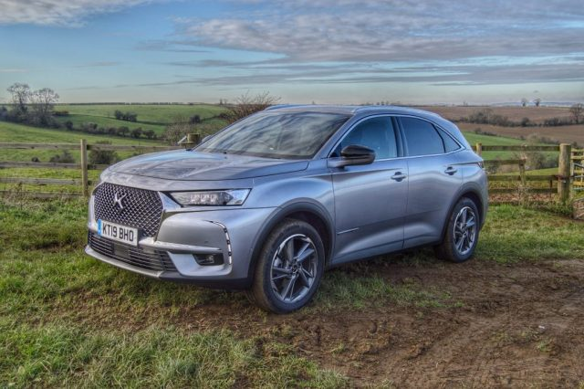 DS7 Crossback reviewed