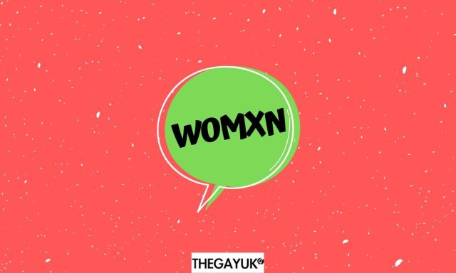 How do you pronounce Womxn?