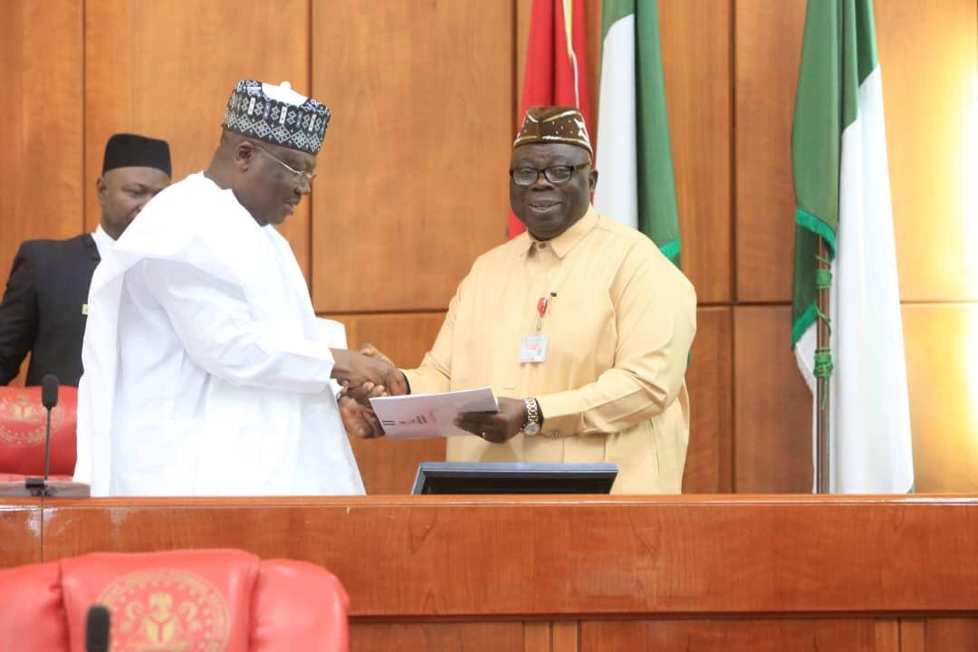 Just In: Senate Swears In PDP's Ekpenyong
