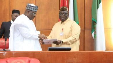 Photo of Just In: Senate Swears In PDP's Ekpenyong
