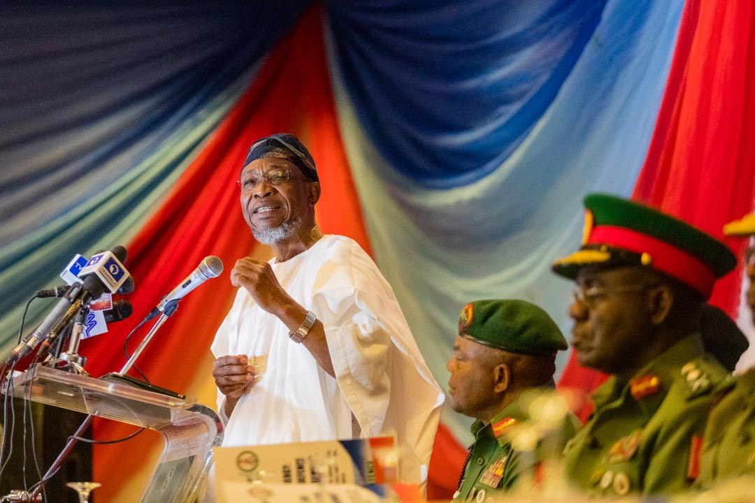 MDAs Must Work Together To Effectively Tackle Security Challenges - Aregbesola