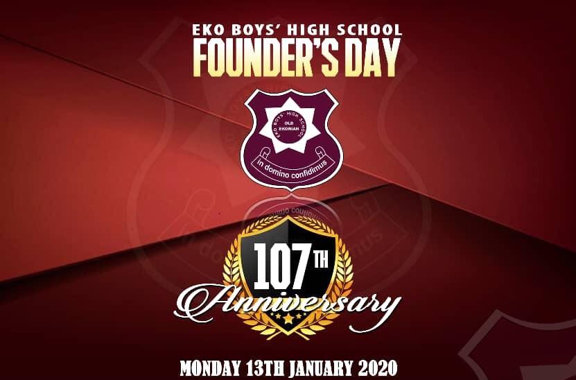 EKOBA Plans Big For 107th Founder's Day