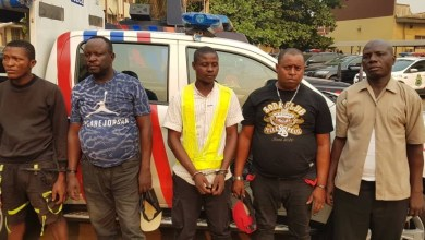 Photo of Lagos Council Staff Arrested For Extortion