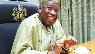 Photo of Breaking News: Supreme Court Affirms Ganduje As Kano Gov