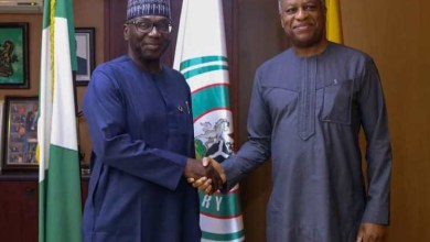 Photo of Kwara Gov, Foreign Minister Meet On Human Trafficking, FDI
