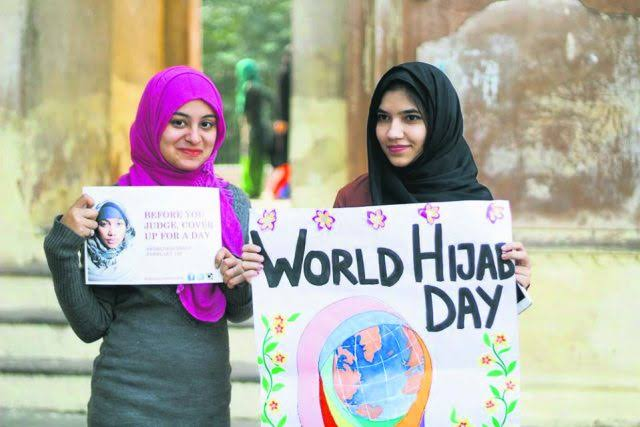 NASFAT Celebrates World Hijab Day, Distributes Free  Hijab