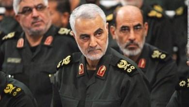 Photo of Top Iran Commander Qasem Soleimani Killed In US Strike On Baghdad