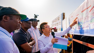 Photo of Sanwo-Olu: Pen Cinema Bridge To Delivered In July; Lagos Completes Agboju-Trade Fair Section Of Lagos/Badagry Road