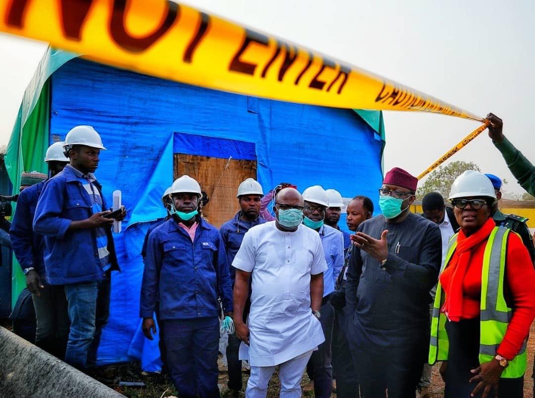 Ekiti Takes Delivery Of N1.4b Water Equipment For Ero Dam