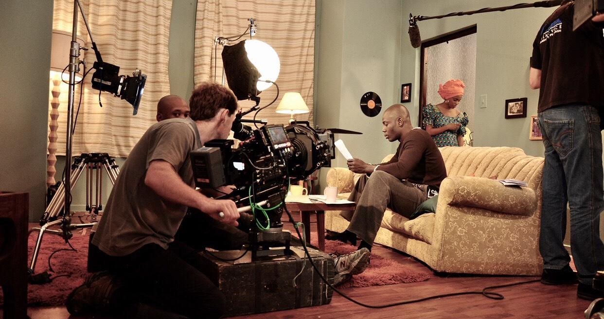 Nigerian Actor/Director, Pius Okaba Takes Over European Film Industry