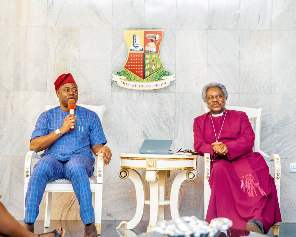 Makinde To Anglican Bishops: We'll Deliver On Our Mandate