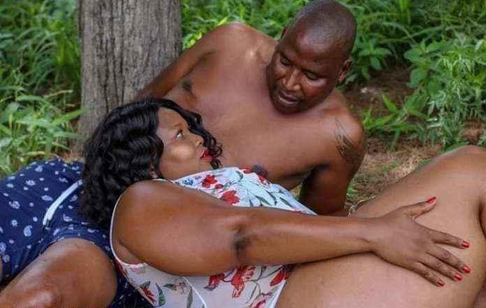 In Pictures, Couple Go Half-nude In Pre-wedding Photo Shoot
