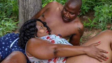 Photo of In Pictures, Couple Go Half-nude In Pre-wedding Photo Shoot